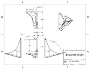 Assem - Bracket for Church CD 2