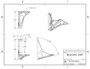 Assem - Bracket for Church CD 3